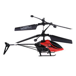 2 Channel Radio Remote Control RC Helicopter Quadcopter with Gyro Flying Toy $12.15