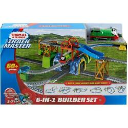 Thomas amp; Friends Track Master Percy 6 in 1 Motorized Engine Set FREE SHIPPING $42.99