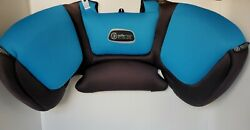 Evenflo Booster Seat Head Support Cushion Pillow Safemax 3 In 1 Replacement Blue $15.00