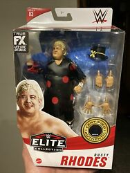 Mattel WWE Elite Series 83 Dusty Rhodes $30.00