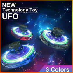 Mini Drone Quad Induction Levitation UFO Flying Toy Hand controlled Kids Toys $11.99