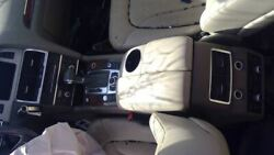 Console Front Floor With Leather Fits 07 15 AUDI Q7 2815301 $165.00