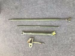 BELL 206 HELICOPTER CONTROL RODS 4 ITEMS $150.00