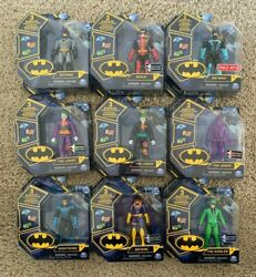 New Spin Master DC Batman Series New Wave U Choose $12.90