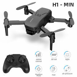 H1 RC Drone Mini Remote Control Drone Foldable Quadcopter with Function H5V8 $22.30