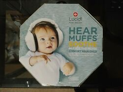 Lucid Audio HearMuffs Soothe Baby Hearing Protection Over Ear Electronic Muffs $19.99