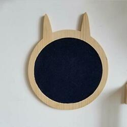 Wall Mounted Cute Shape Scratching Post Place Floor Or Wall Mounted Wall Cat $40.73