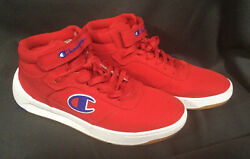 Champion High Top Basketball Shoes Mens 10.5 Textile Upper New without Box $37.99