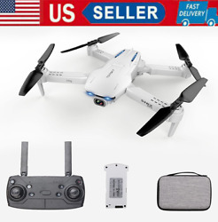 GoolRC S162 RC Drone 4K HD Wide Angle Camera WIFI FPV Drone Quadcopter for Kids $66.73