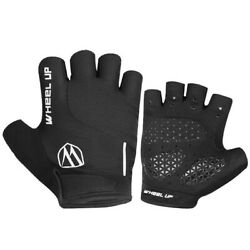 Cycling gloves Cycling Finger Fishing Gel Gloves Half Hiking Horse riding C $17.65