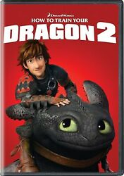 How to Train Your Dragon 2 2018 DVD Jay Baruchel NEW $8.05