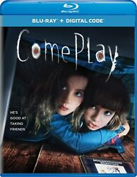 Come Play Blu ray Winslow Fegley NEW $13.99