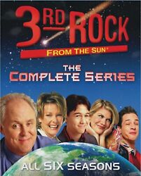 3rd Rock From the Sun Complete Series DVD NEW $21.99