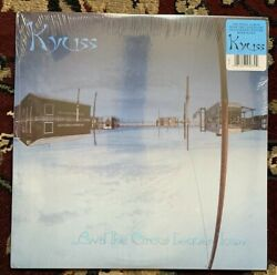 KYUSS .....AND THE CIRCUS LEAVES TOWN LP New Sealed Vinyl Record $37.99