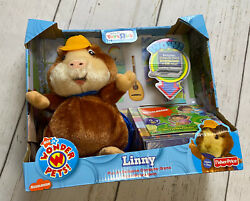 WONDER PETS Linny The Guinea Pig Nickelodeon Play Along Learning Toy Plush $29.95