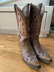 ariat womens boots size 8 $70.00