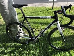 cannondale SuoerX 56 Carbon Cyclocross Bike Stages Power meter. Carbón Clinchers $1760.00