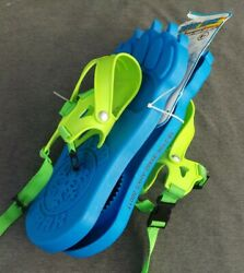 Airhead Snow Products MONSTA TRAX Kids Snowshoes Bigfoot Monster Footprints NEW $24.95