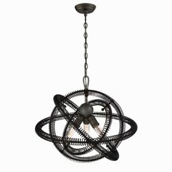 Transitional 3 Light Chandelier with White 19.75 inches Chandeliers Vintage $730.80