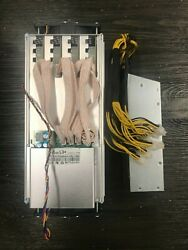 NEW Bitmain Antminer L3 504MH s ASIC Miner with APW3 PSU $699.00