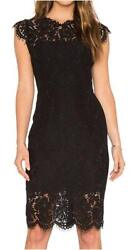MEROKEETY Women#x27;s Sleeveless Lace Floral Elegant Cocktail Black Size X Large e $9.99