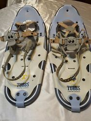Tubbs Snowshoes Sojourn 21 Grey And Light Blue $78.00