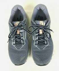 Brooks Ghost 12 Mens Running Shoes Size 11 M Purple Gray Mesh Lace Up $40.00