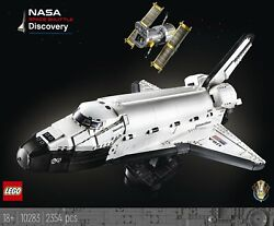 LEGO 10283 NASA Space Shuttle Discovery Hubble Telescope Brand New Sealed $280.00