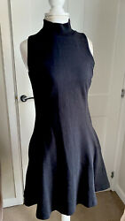 Ladies Superdry Black Dress Size Small