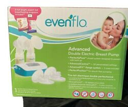 Evenflo Advanced Double Electric Breast Pump New $39.00