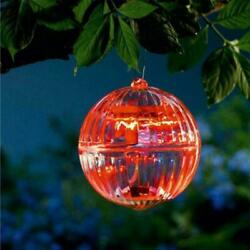 Colorful LED Round Water Floating Lamps Solar Lights Garden Decor For Pond A4W1 C $10.99