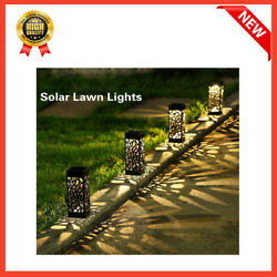 Solar Lawn Outdoor Lights Decoration For Garden amp; Pathway Water Proof LED Lights