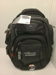 Ogio gambit backpack monogrammed from the 2021 tournament players championship $110.00