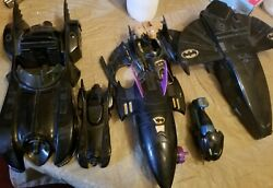Batman Kenner Toybiz Toy Lot $59.00