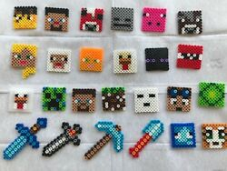 🥳 12 Pcs Minecraft Kids Birthday Party favors Boys Decoration Cup Cake Toppers $15.00