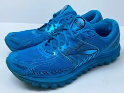 BROOKS GLYCERIN 12 Mens Athletic Shoes color BLUE size 12D $46.95