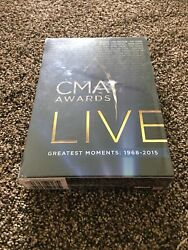 CMA Awards Live DVD 10 Disc Set BRAND NEW