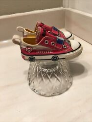 converse All Star Toddler Slip On Kids Shoes Sneakers Size 6 $16.00