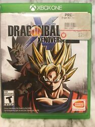 Dragon Ball Xenoverse 2 for Microsoft Xbox One Used w Case amp; Inserts no Manual $9.99