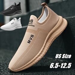 Men#x27;s Casual Sneakers Outdoor Sports Running Shoes Athletic Walking Tennis Gym $22.99