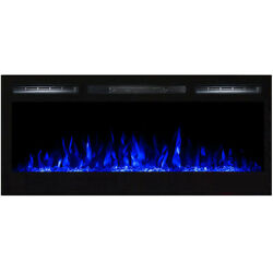 Regal FlameLexington 35quot;Built In Ventless Heater Recessed Wall Fireplace $459.99