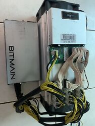 Bitmain Antminer S9 13.5GH s Bitcoin Miner with PSU $550.00