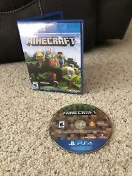 Minecraft for PlayStation 4 $14.00