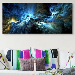 Cloud Abstract Canvas Painting Wall Picture Canvas Wall Art Print Art Home Decor $21.45
