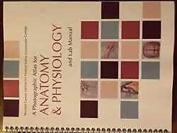 A Photographic Atlas for Anatomy amp; Physiology and Lab Manual HVCC custum edition $1.86