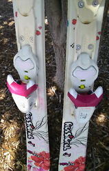 Rossignol Fun Girl Pre Owned Skis 120 cm GREAT CONDITION $79.00