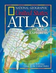 National Geographic United States Atlas for Young Explorers New Millennium by $4.49