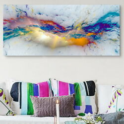 Cloud Abstract Canvas Painting Prints Wall Art Wall Decor Picture unframed $21.45