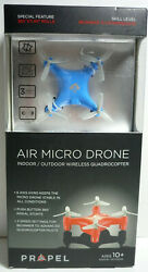 Propel Air Micro Drone RC Quadrocopter 3 Speed USB New Indoor Outdoor $12.99