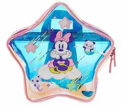 Disney Store Minnie Mouse Swim Bag for Kids Star Shaped Cute Tote $21.80